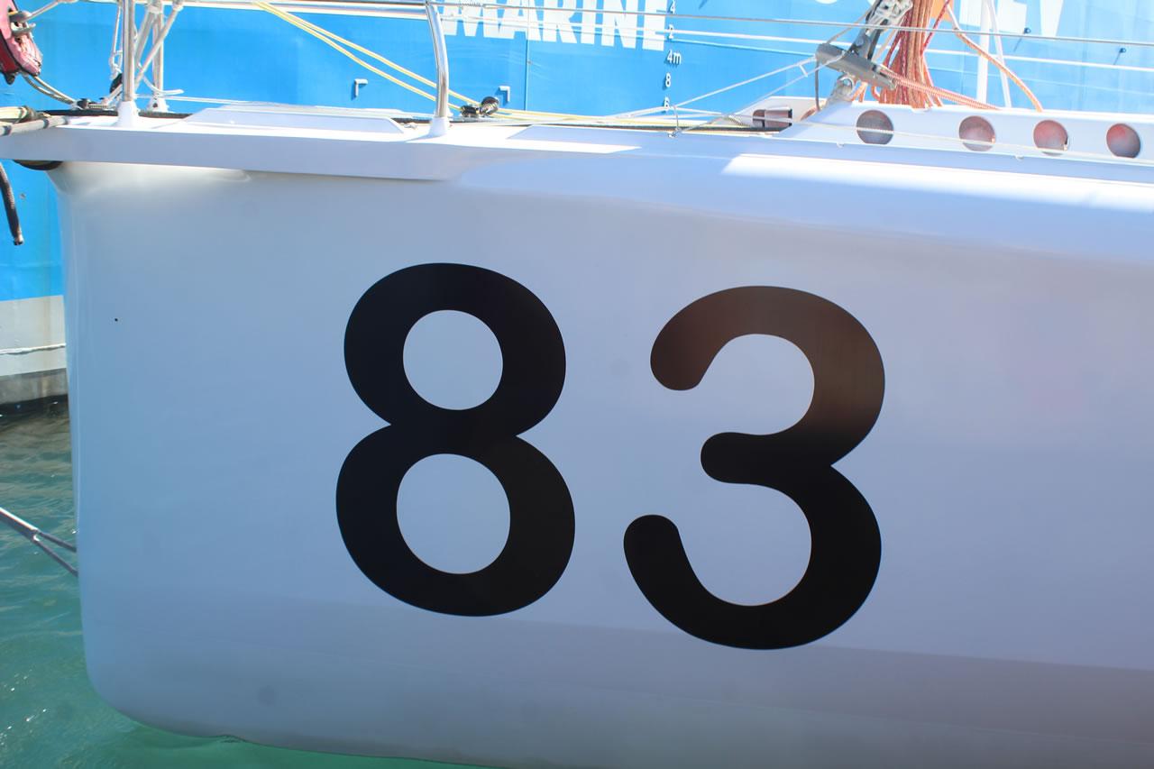 Clément Giraud - Skipper Vendée Globe 2020 - VAR - 21
