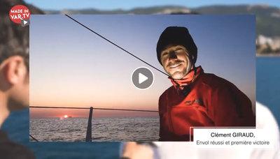 Le Projet de la Team Fortil : Direction Vendée Globe 2020